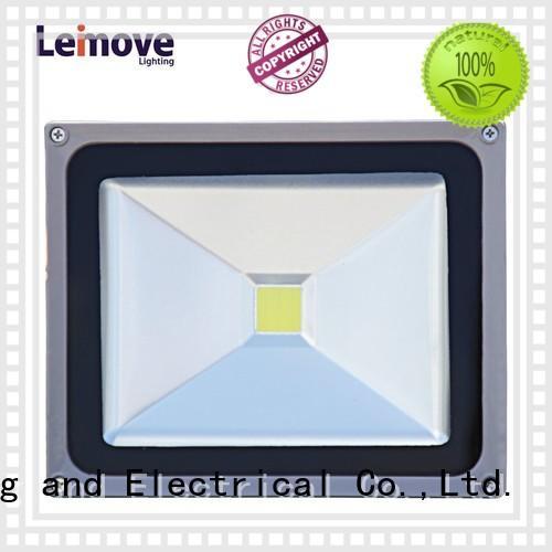 cerohscqc Custom light flood dimmable led flood lights Leimove led