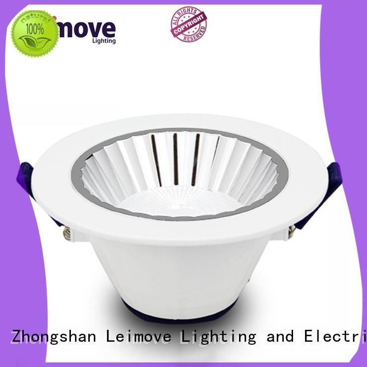 cesaarohs recessed design Leimove Brand best led downlights factory