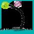 brown lamps modern led desk lamp Leimove manufacture