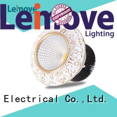 matte Custom indoor led spot light washer Leimove