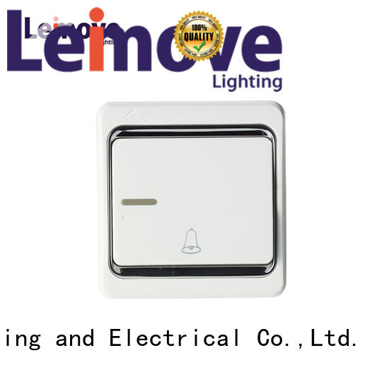 Leimove fine workmanship electronic switch three position for sale