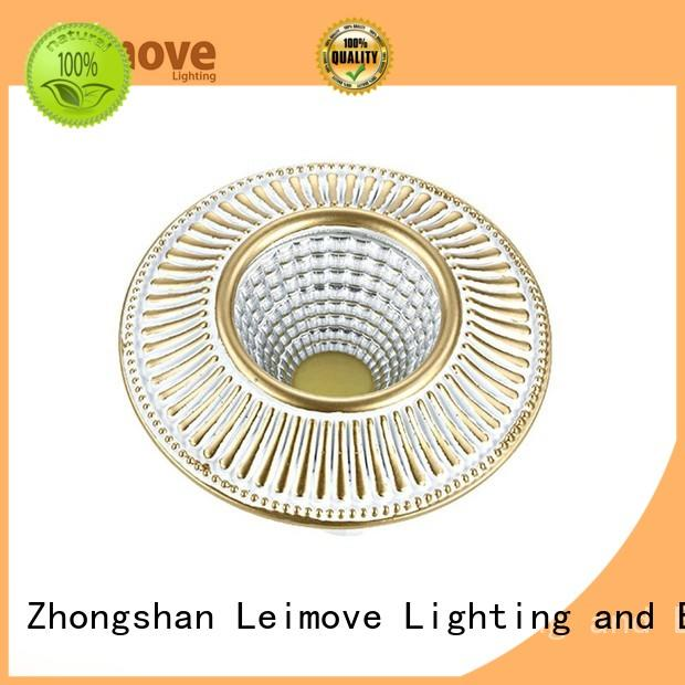 out lighting led spot light pearl Leimove Brand company