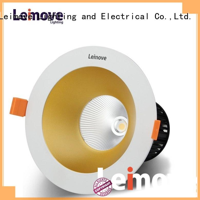 recessed dimmable led downlights cob for sale Leimove