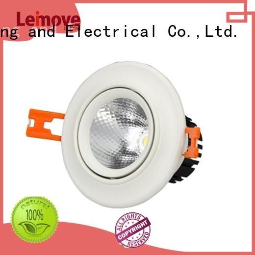spot led cerohs silvergold whlte Leimove Brand led spot light