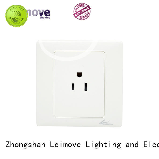 220V European Electrical Wall Outlet Socket