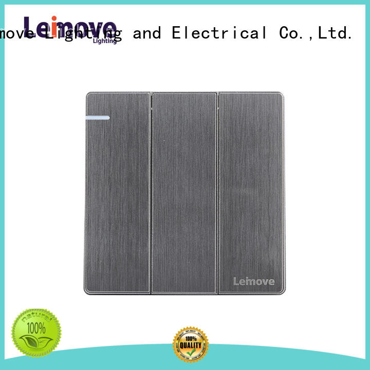 Leimove stainless steel electric switch board top manufacturer for sale