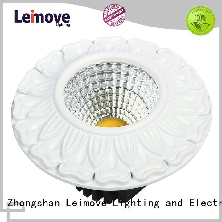 Leimove Brand dimmable spot led slim supplier