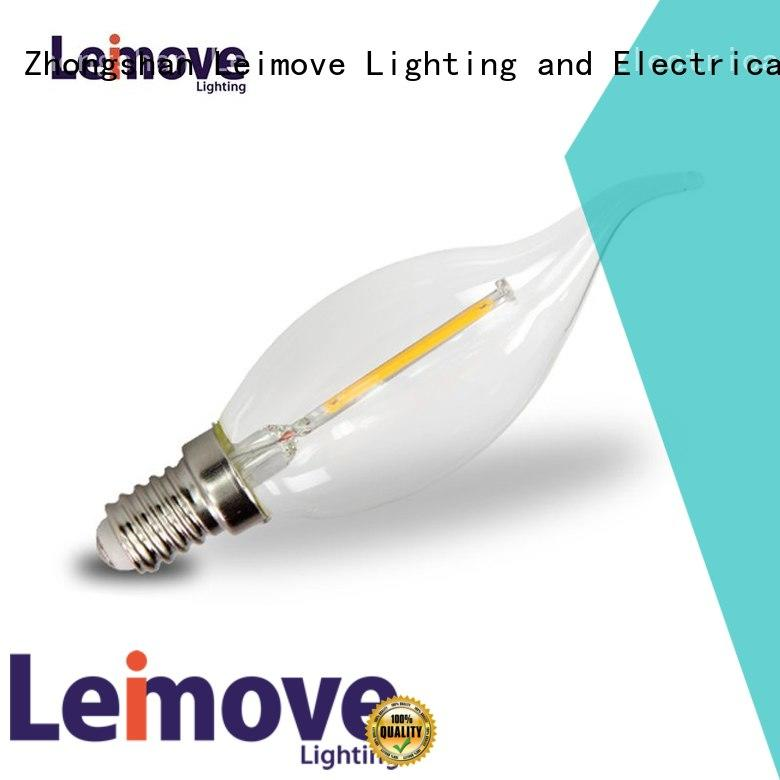 glass light led light bulbs for home oem Leimove company