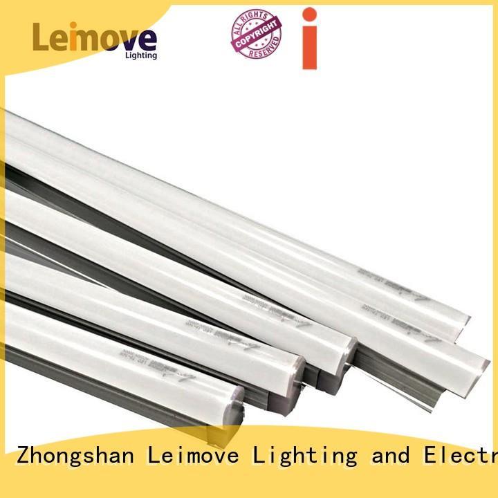 led aluminum light Leimove Brand led tube light set