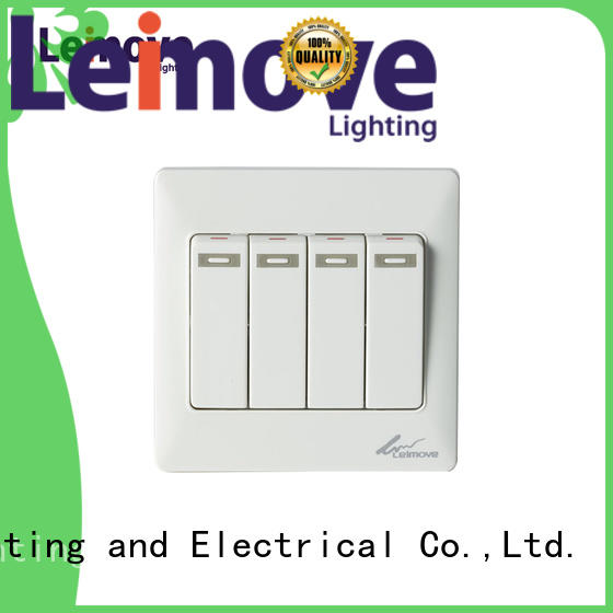 wall electrical control switch electric top brand for customization