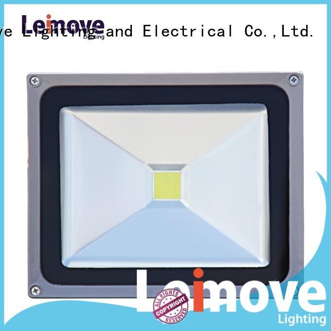 light flood cerohscqc OEM dimmable led flood lights Leimove
