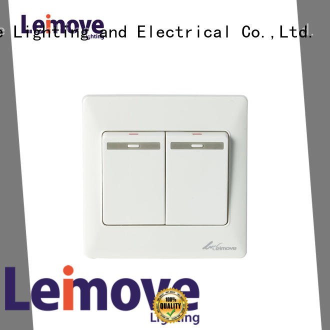 Leimove home best electric switch for home cheapest factory price for customization