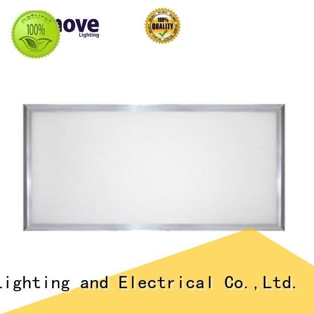 Leimove aluminum led panel 60x60 bulk production for customization