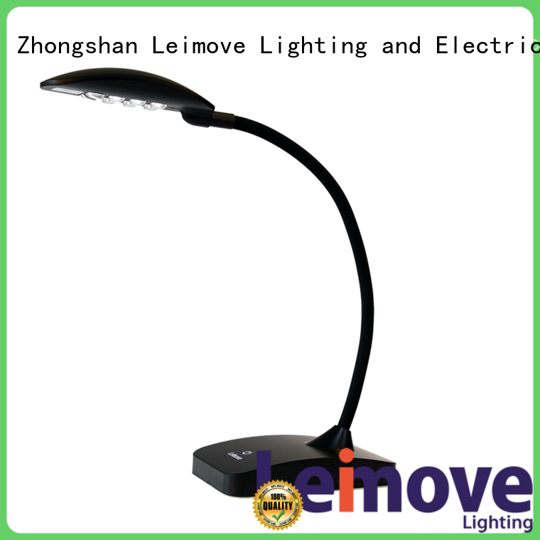 Leimove custom led desk lamp high-quality for sale