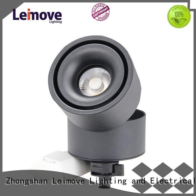 Leimove Brand unique led track light lighting factory