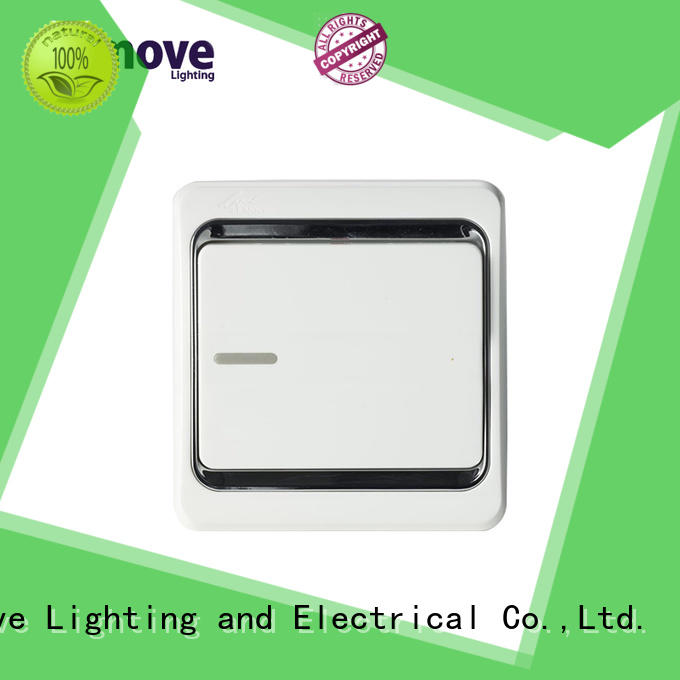 warrant three Leimove Brand single light switch factory