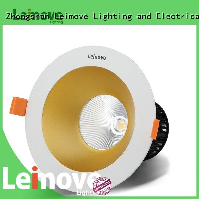 best led downlights panel made light Leimove Brand company