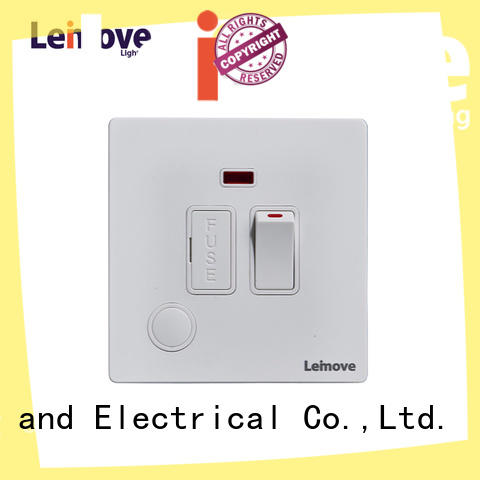 Leimove high quality new electrical switches bulk order for decoration