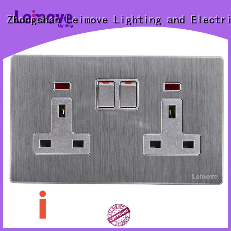 Leimove lingmai series 3 plug socket wholesale at discount