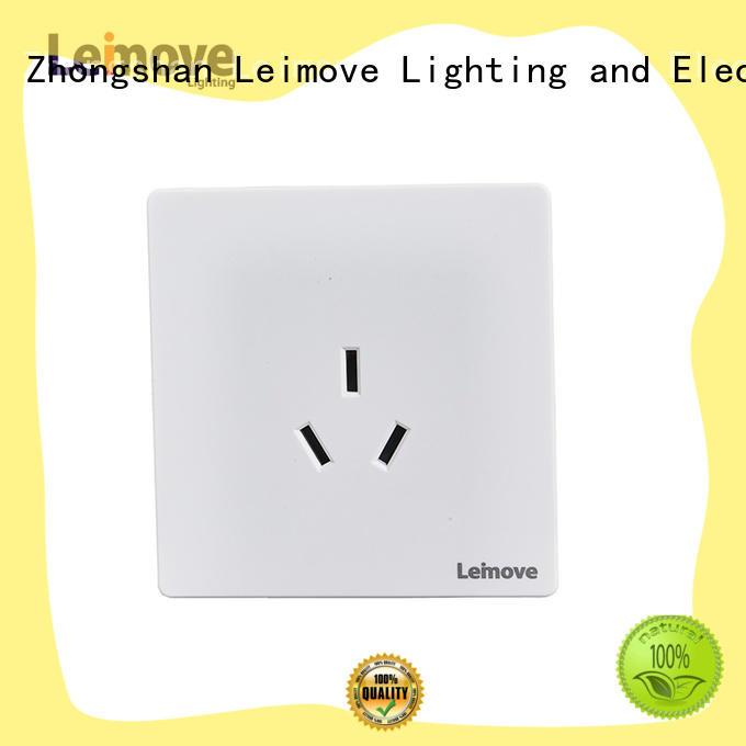 Leimove lingmai series plug with socket wholesale at discount