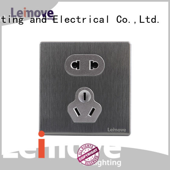 gold 3 plug socket wire drawing ODM at discount