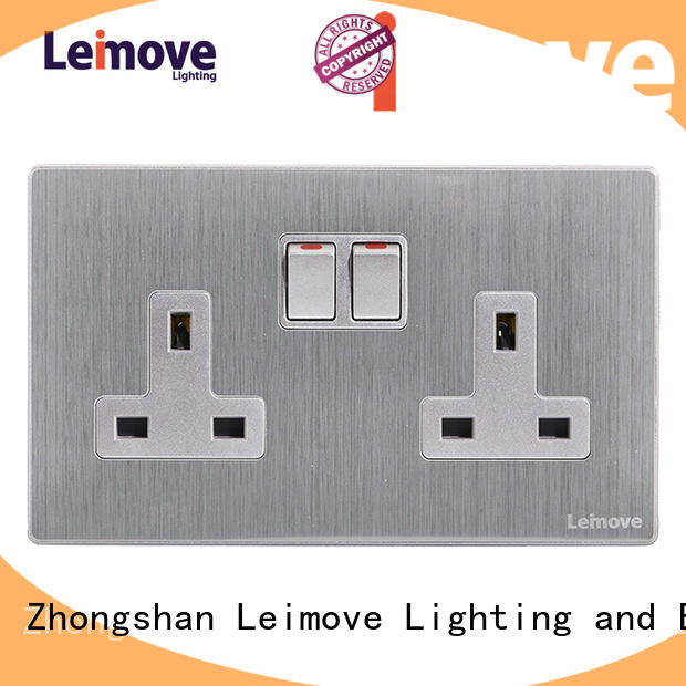 Leimove custom plug and socket wholesale at discount
