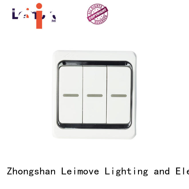 Leimove universal switches and sockets good appearance for sale
