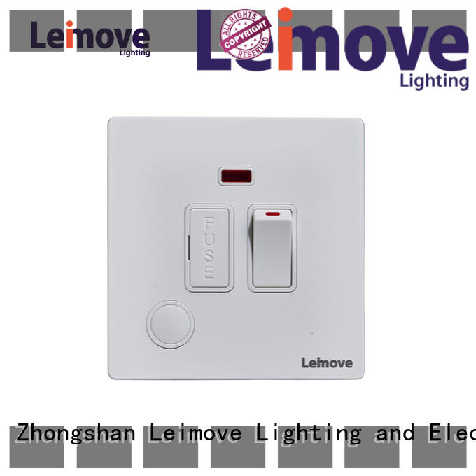 Leimove hot-sale residential light switches bulk order for sale