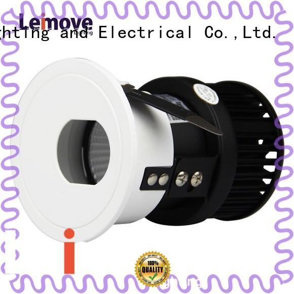 Leimove gold 240v led spotlight bulb ceiling for wholesale