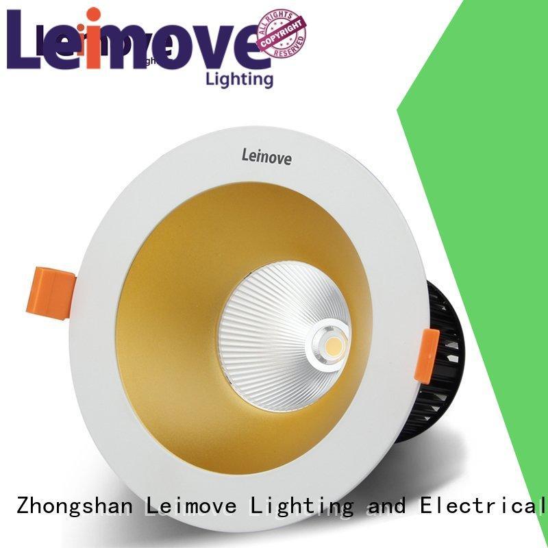 recessed white led down light Leimove Brand