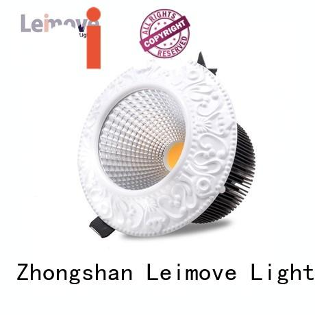 rohs Custom copper sale led spot light Leimove whlte