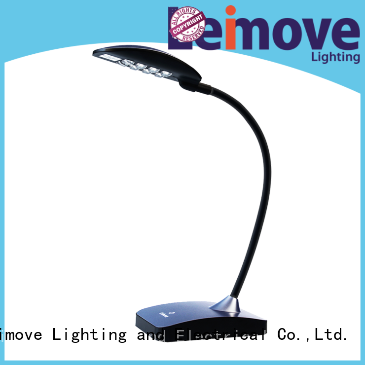 Hot led desk lamp table Leimove Brand
