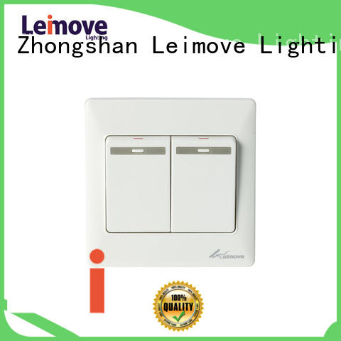 Hot one light switch plates two Leimove Brand