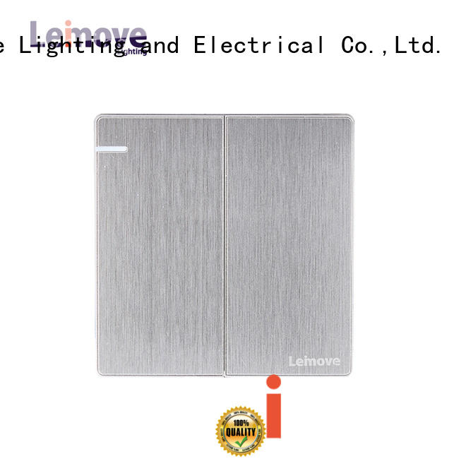 stainless steel latest light switches bulk order for sale