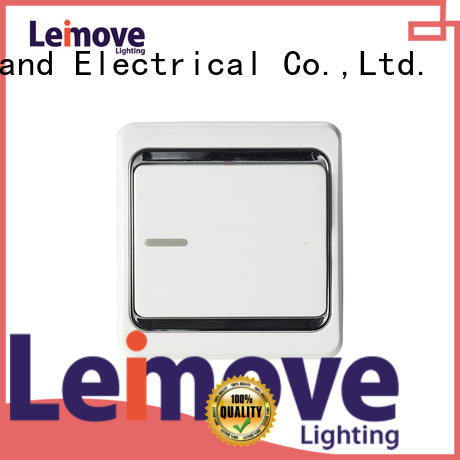 Leimove fine workmanship electronic switch great practicality for sale