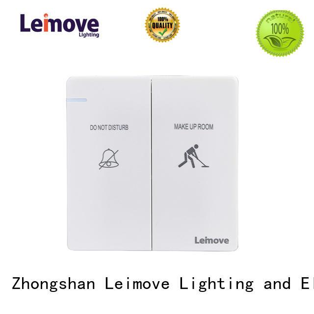 Leimove aerial wall socket free sample high quality