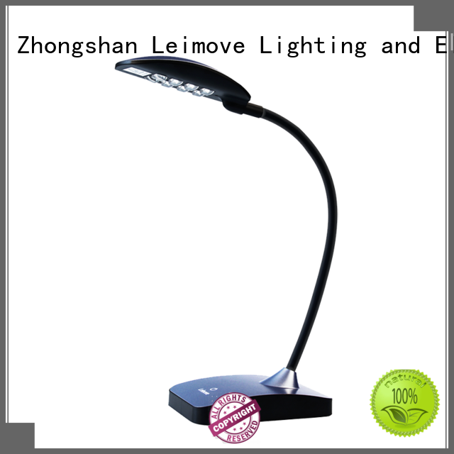 Leimove silver led reading lamp by bulk for sale