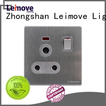 gold electric wall sockets wholesale factory price