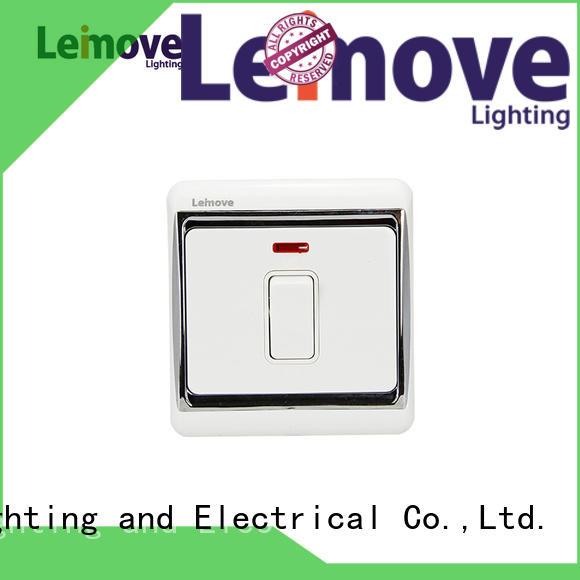 year wall single light switch Leimove manufacture