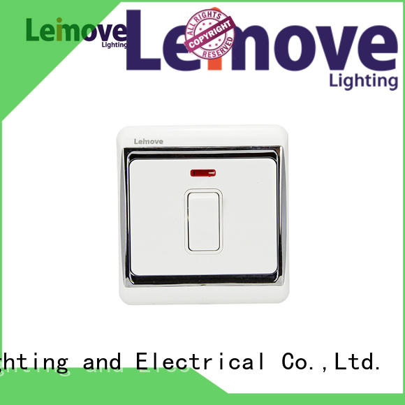 year wall single light switch Leimove manufacture
