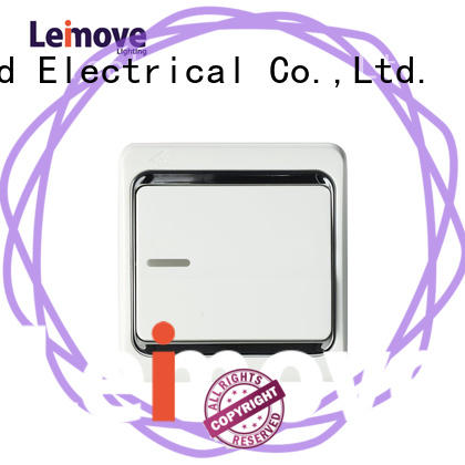 high quality electronic switch single connection popular for sale