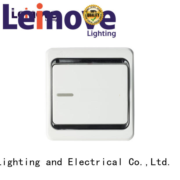 single light switch switch way Leimove Brand switches and sockets