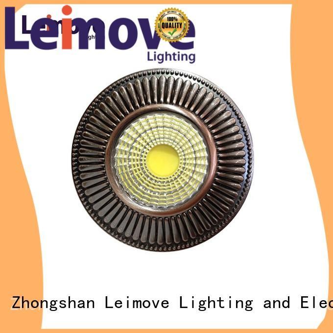 outdoor cut adjustable led spot light Leimove Brand