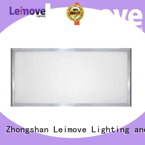 Leimove aluminum led ceiling panel lights bulk production for sale