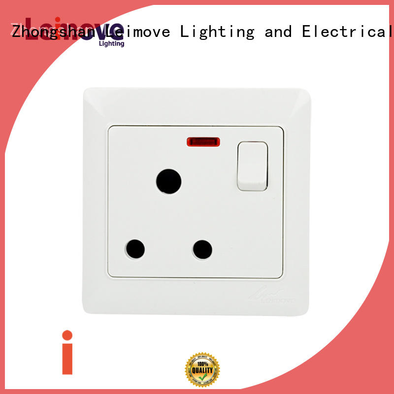 Leimove multi-functional electric plug sockets high quality for wholesale