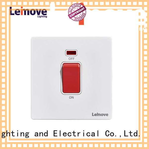 Leimove stainless steel home depot light switch top manufacturer for wholesale