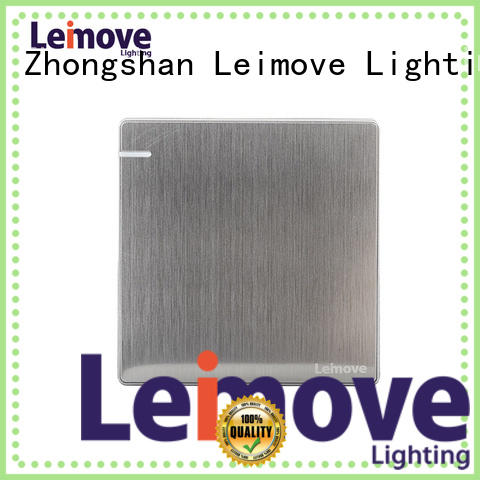 sandstone gold light switch brands stainless steel for sale Leimove