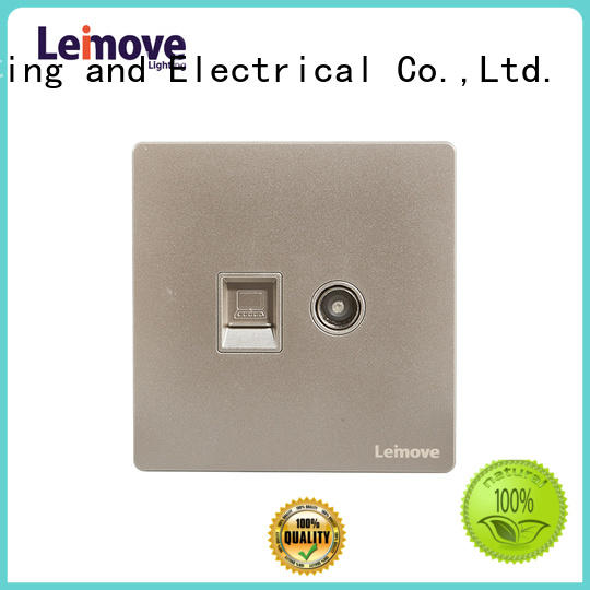 wholesale ethernet socket lingmai series at discount cheapest factory price
