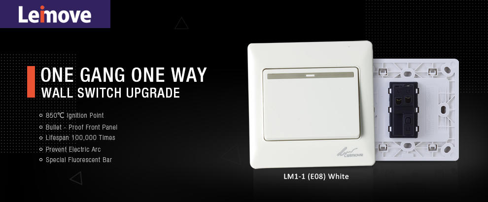 Leimove-Find Light Switch Plates Power Switches From Leimove Lighting