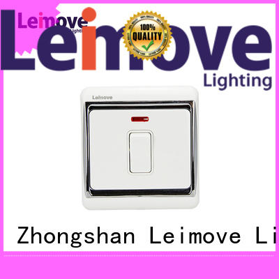 Leimove electronic switch great practicality for customization
